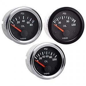 Oil Pressure Meter