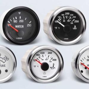 Meter Temperature Oil / Water